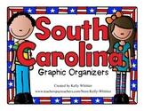 South Carolina Graphic Organizers (Perfect for KWL charts