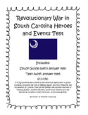 South Carolina Heroes and Events of the Revolutionary War