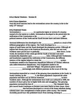 South Carolina History - Partner Read - 8-4.2