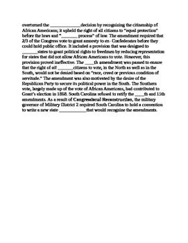 South Carolina History - Partner Read - 8-5 Bundle