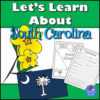 South Carolina History and Symbols Unit Study