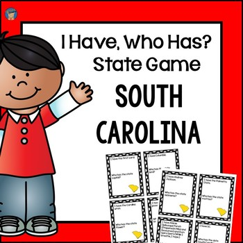 South Carolina I Have, Who Has Game