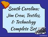 South Carolina - Jim Crow, Textiles, & Technology Complete Set 3-5.1