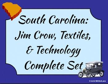 South Carolina - Jim Crow, Textiles, & Technology Complete