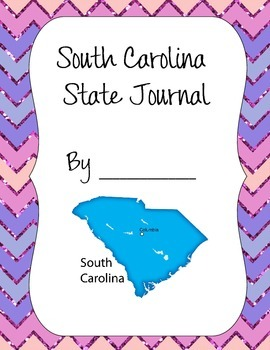 South Carolina Journal Set