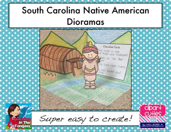South Carolina Native American Dioramas