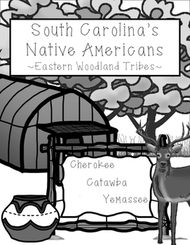 South Carolina's Native Americans: Interactive Booklet and Activities