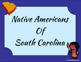 South Carolina - Native Americans of SC Complete Set 3-2.1