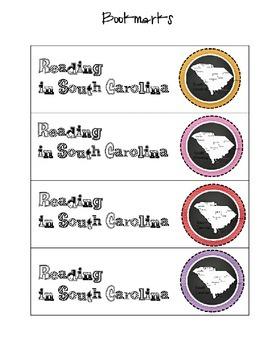 South Carolina Reading Packet