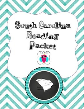 South Carolina Reading Packet
