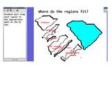 South Carolina Regions Activinspire interactive review