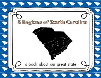 South Carolina Regions Book