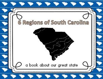 South Carolina Regions Book