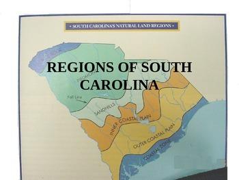 South Carolina Regions Powerpoint