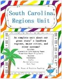 [OLD SC Standards] South Carolina Regions Unit Bundle (3-1
