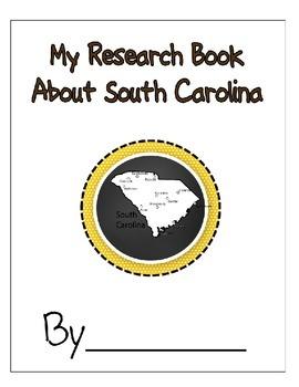 South Carolina Research Book