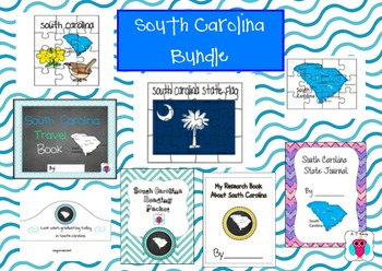 South Carolina Resource Bundle-8 Resources