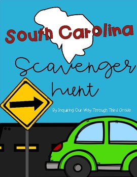 South Carolina Scavenger Hunt