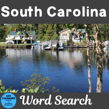 South Carolina Search and Find