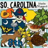 South Carolina State Clip Art