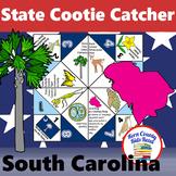 South Carolina State Facts Symbols Cootie Catcher Distance