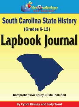 South Carolina State History Lapbook Journal