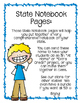 South Carolina State Notebook. US History and Geography