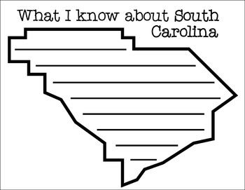 South Carolina State Pack