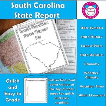 South Carolina State Report