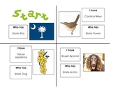 South Carolina State Symbols I Have, Who Has