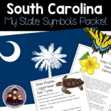 South Carolina State Symbols Packet