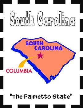 South Carolina State Symbols and Research Packet