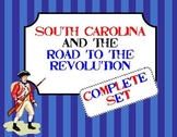 South Carolina and the Road to the Revolution Complete Set 3-3.1