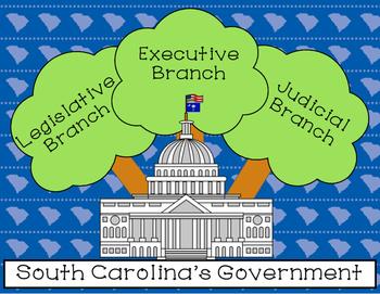South Carolina's Government: Legislative, Executive, and Judicial Branches