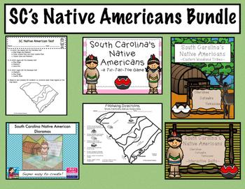 South Carolina's Native Americans Bundle
