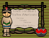 South Carolina's Native Americans: Interactive Quilts