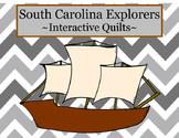 South Carolina Explorers: Interactive Explorer Quilts