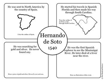 South Carolina Explorers: Interactive Explorer Quilts