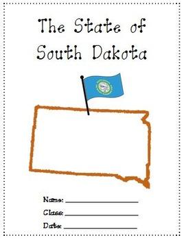 South Dakota A Research Project
