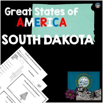 South Dakota Activity Packet