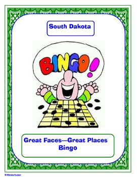 SD History Bingo - Famous Faces