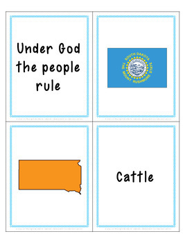 South Dakota Bingo