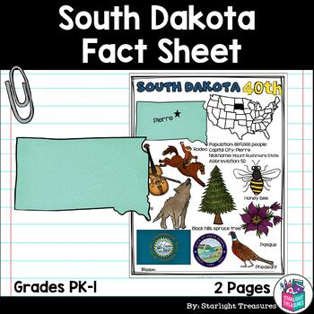 South Dakota Fact Sheet