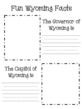 Wyoming Facts Book
