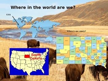 South Dakota History Powerpoint - Part I