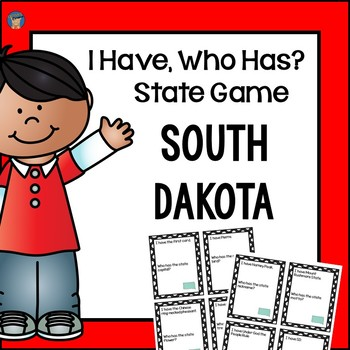 South Dakota I Have, Who Has Game