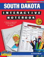 South Dakota Interactive Notebook: A Hands-On Approach to Learning About Our State!