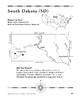 South Dakota (Map & Facts)