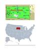 South Dakota Map Scavenger Hunt