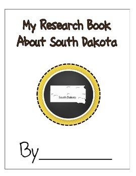 South Dakota Research Book Study